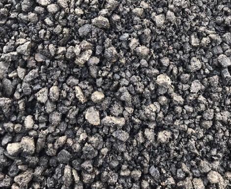 再生アスファルト砕石
