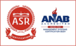ASR CERTIFICATION