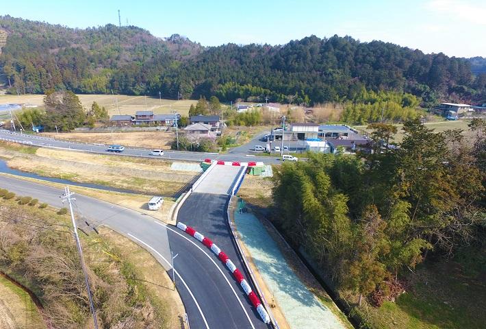 大津能登川長浜線 補助道路整備工事(S201-20)