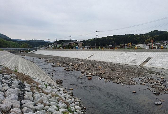 宇治田原大石東線補助道路整備工事(C101-04)
